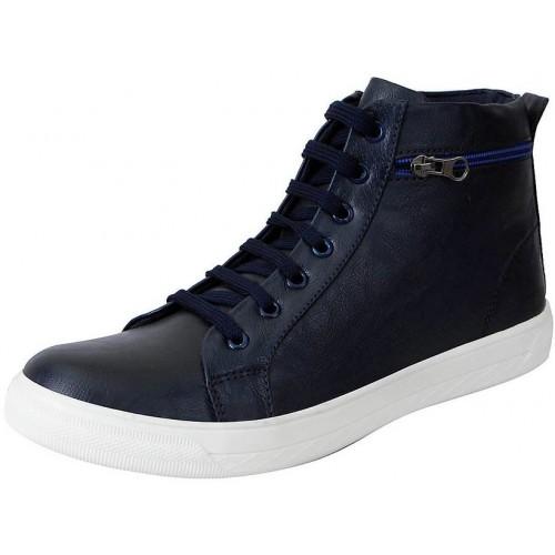 Fausto Women's Blue Sneakers
