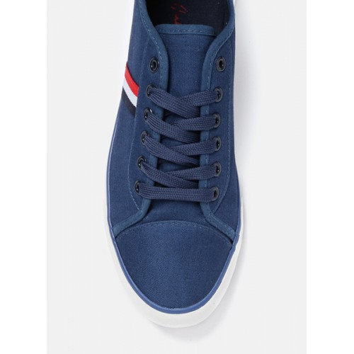 Mast & Harbour Navy Blue Sneakers
