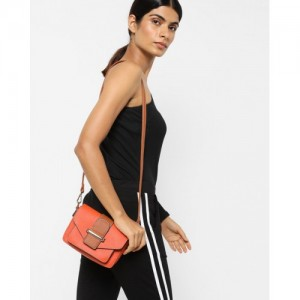E2O Sling Bag with Magnetic Snap-Flap Closure