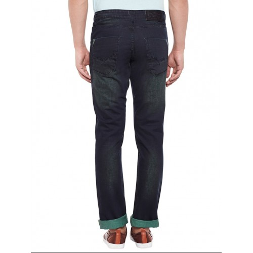 Canary London blue denim washed jeans