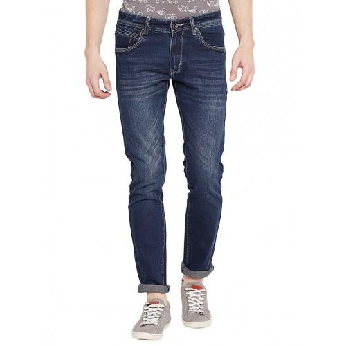 Stylox blue denim washed jeans