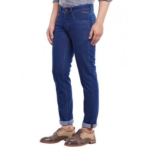 Canary London blue denim plain jeans