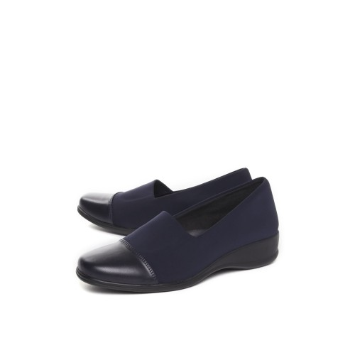 f37a3ba1f65 Buy LUNA BLU by Westside Navy Slip-On Shoes online