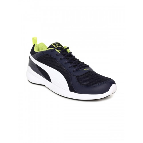 605670940590c Buy Puma Zenith Idp Idp Navy Blue Running Shoes online | Looksgud.in