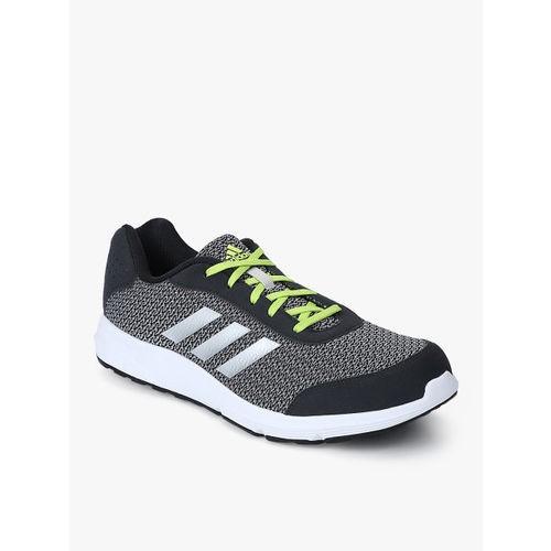 ac9315747e2b Buy Adidas Men Black Mesh Mid-Top Running Shoes online   Looksgud.in