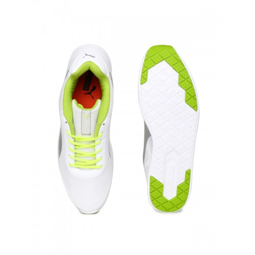 Puma Men White Trenzo IDP Training Shoes