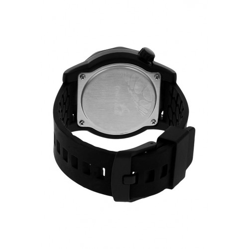 Fastrack NG38022PP03 Black Plastic Unisex Analog Watch