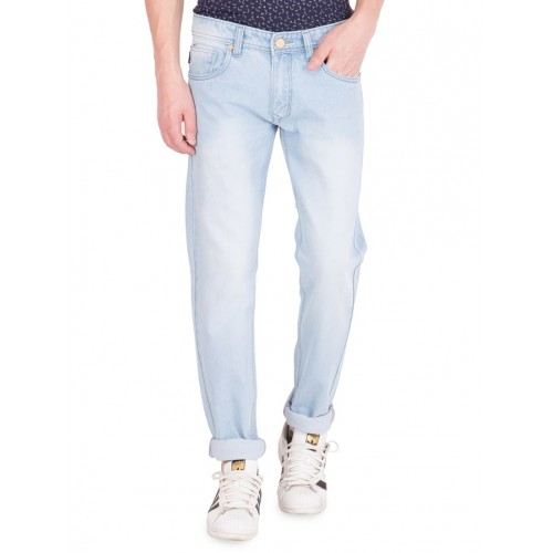 Buy Krossstitch light blue denim washed jeans online  3f7865554b9