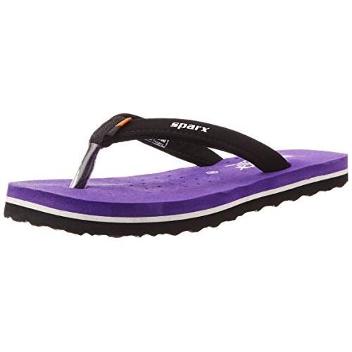 Sparx Women's Rubber Flip Flops