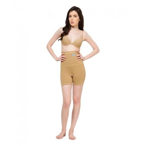 1b78eac9196 Buy Dermawear Beige Mini Body Shaper Shapewear online