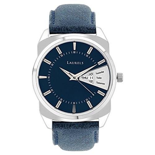 Laurels Lo-Inc-203 Blue Analog Watch For Men