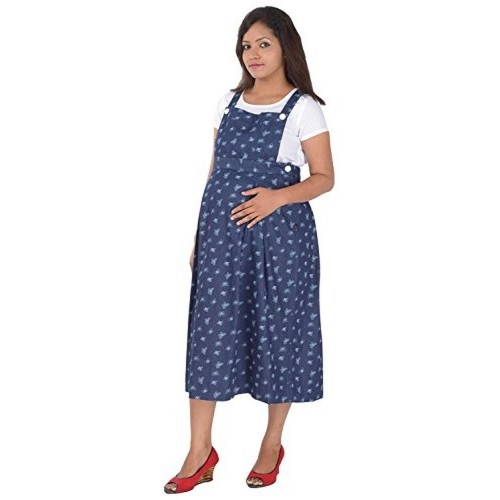 22033707c14 Buy Ziva Maternity Wear Women Cotton Dress online