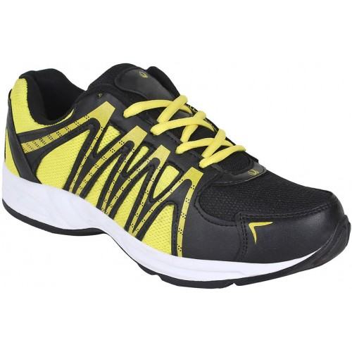 11d1df6b61f1 Buy Oricum Footwear Black Yellow-403 Men Boys Sports Shoes ...