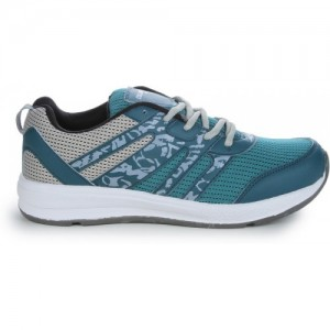 Columbus Columbus-1802-BGreenLGrey Running Shoes For Men(Green, Grey)