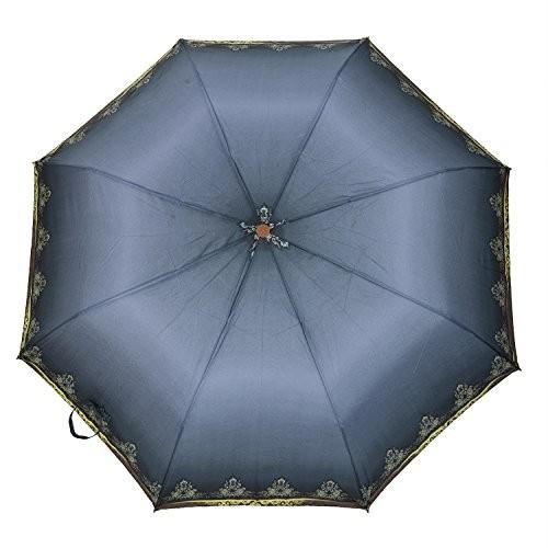 Asera 3 Fold Automatic Open Unique Designer Umbrella