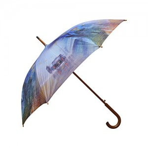 MURANO Multi-Colour Stick Umbrella (400145_C)