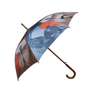 MURANO Multi-Colour Stick Umbrella (400145_F)
