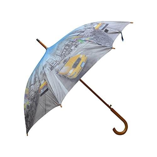 MURANO Multi-Colour Stick Umbrella (400145_E)