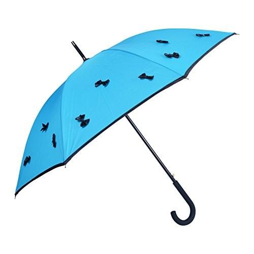 MURANO Sky Blue Stick Umbrella (400167_C)