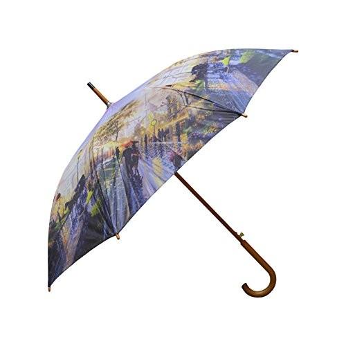 MURANO Multi-Colour Stick Umbrella (400145_A)