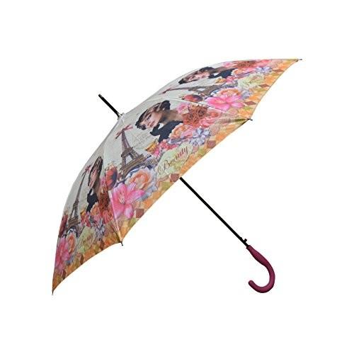 MURANO Multi-Colour Stick Umbrella (400166_F)