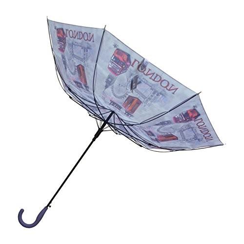 MURANO Multi-Colour Stick Umbrella (400165_A)