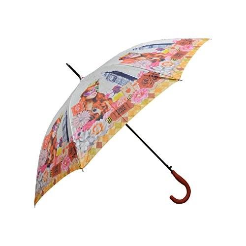 MURANO Multi-Colour Stick Umbrella (400166_D)