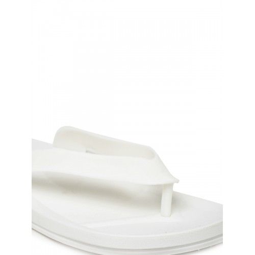 Flipside Women White Flip-Flops