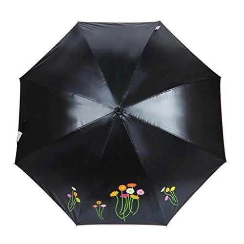 MURANO Black Stick Umbrella (400161_B)
