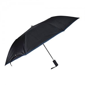 Fendo Black Folding Umbrella (400002_1D)