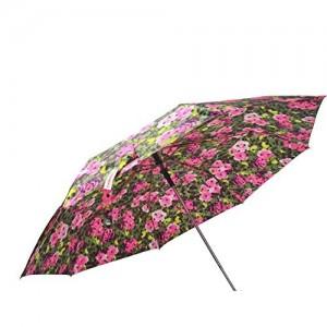 Fendo Multi-Colour Folding Umbrella (400119_9)