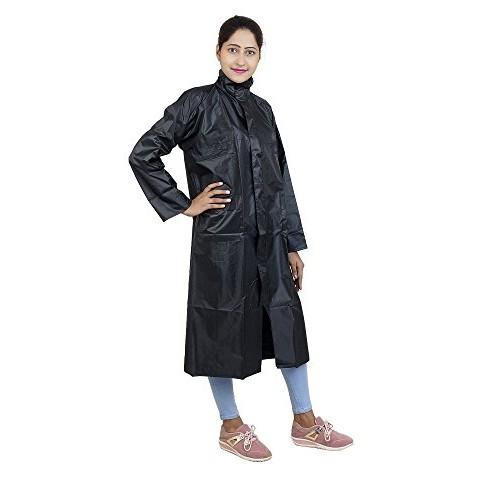 Zacharias Girls Rain Coat (Pack of 1)