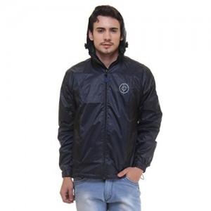 Sports 52 Wear Men's Polyester Rain Jacket