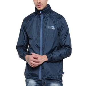 SPORTS 52 WEAR Polyester Rain Jacket - S52W154078-N-$P