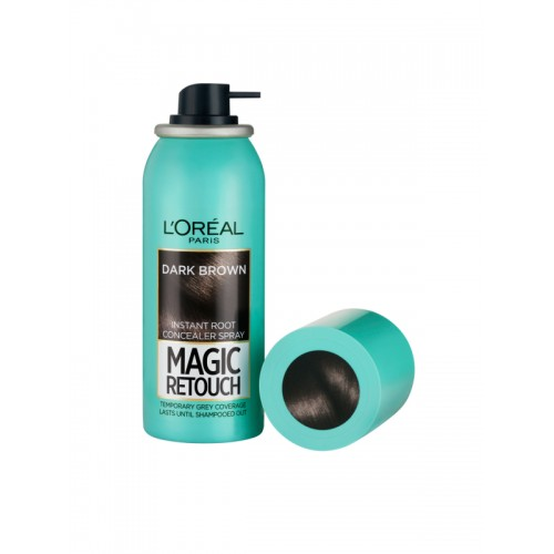 LOreal Paris Dark Brown Magic Retouch Spray 75 ml
