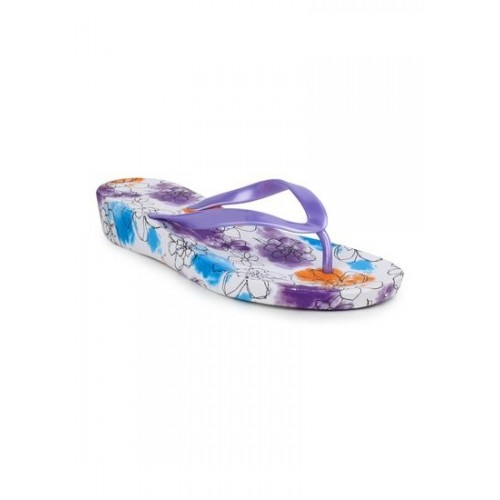 79062f82e Buy 11e Violet Flip Flops For Women online