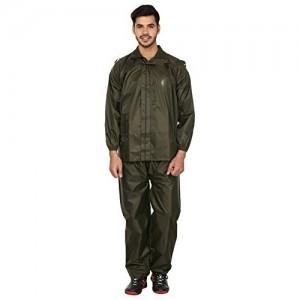 Finery Solid Men's Rainsuit