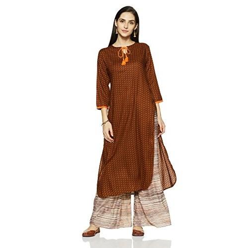 best selling on sale special sales Buy Gerua Women's Straight Salwar Suit Set online | Looksgud.in