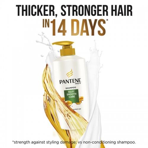 Pantene Pro V Silky Smooth Care Shampoo (675 ml)