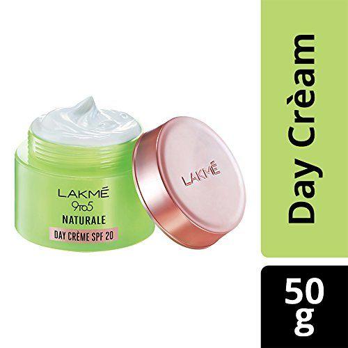 LAKMÉ Lakme 9 to 5 Naturale Day Creme SPF 20, 50 g