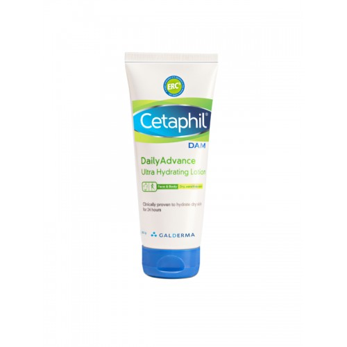 Cetaphil DAM Daily Advance Ultra Hydrating Lotion 30g