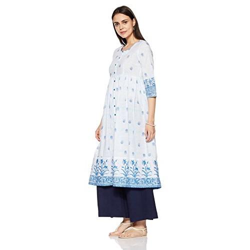 Rangriti Women's Anarkali Kurta