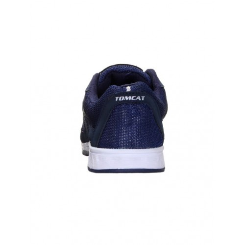Tomcat navy Mesh lace up sport shoe
