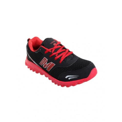 Tomcat black Mesh lace up sport shoe