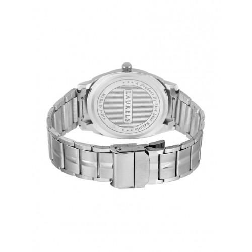 Laurels Polo 8 Analog Black Dial Men's Watch - Lo-Polo-802