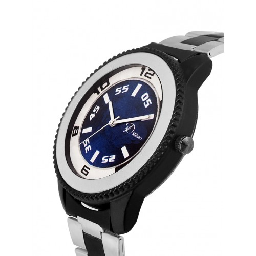 D'Milano Men Magnificent Stainless Steel Analog Watch