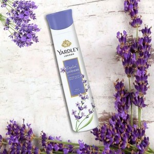 Yardley London English Lavender Refreshing Deo for Women, 150ml
