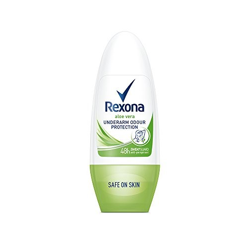 Rexona Aloe Vera Underarm Odour Protection Roll On, 50ml