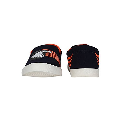 Chevit Men's Combo Pack of 2 Casual & Sports Shoes (Loafers & Running Shoes)