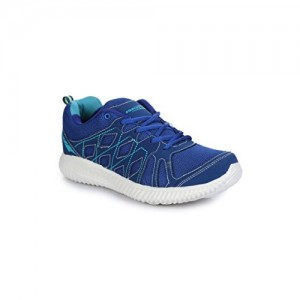 Liberty Men Blue Sports Lacing Shoes